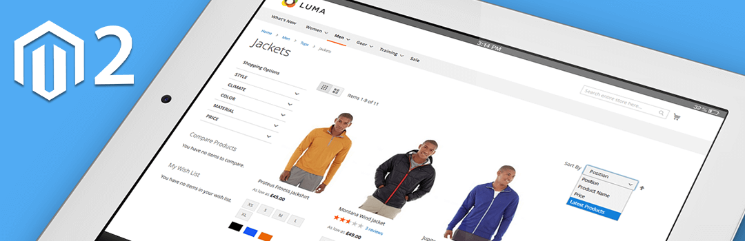 Add custom sorting in the category page of Magento 2
