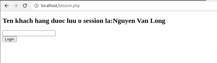 Session trong PHP